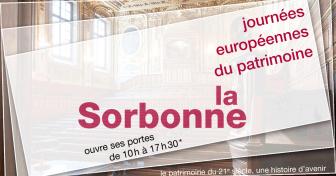 Journées européennes du patrimoine : la Sorbonne vous accueille