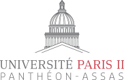 Logo 2016 de l'université Panthéon-Assas Paris 2
