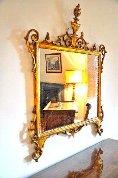 Beautiful miroir chambre de culture photos for Ikea miroir mural autocollant