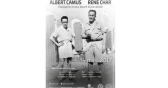 Soirée Albert Camus – René Char en Sorbonne